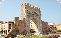Arco d'Augusto (Rimini)